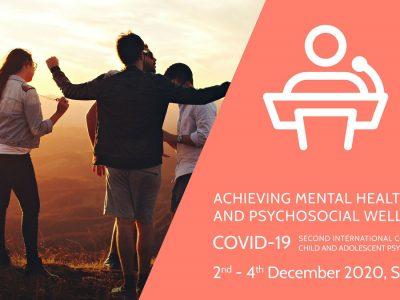 """Na 2. međunarodnom kongresu dječje i adolescentne psihoterapije """"Značaj i mogućnosti psihosocijalne podrške u zaštiti djece i mladih, u doba i poslije COVID-19 pandemije"""""""