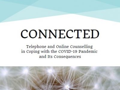 "ENGLISH EDITION: Free E-Book for Mental Health Professionals ""CONNECTED: Telephone and Online Counselling in Coping with the COVID-19 Pandemic and Its Consequences"""