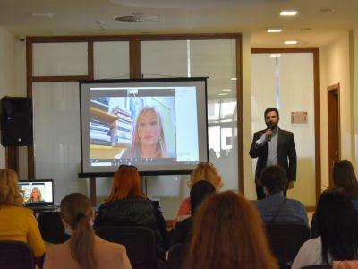 Plenarno predavanje ravnateljice za stručnjake u Sarajevu
