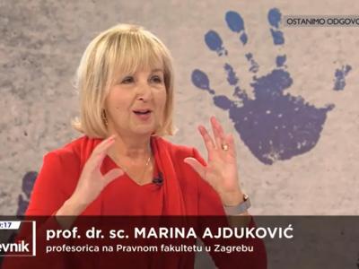 """Ajduković: """"Pojam otuđenja je nužan da bi se znalo kakav oblik pomoći i zaštite dijete treba dobiti"""""""